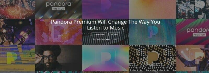Pandora plus vs pandora Premium