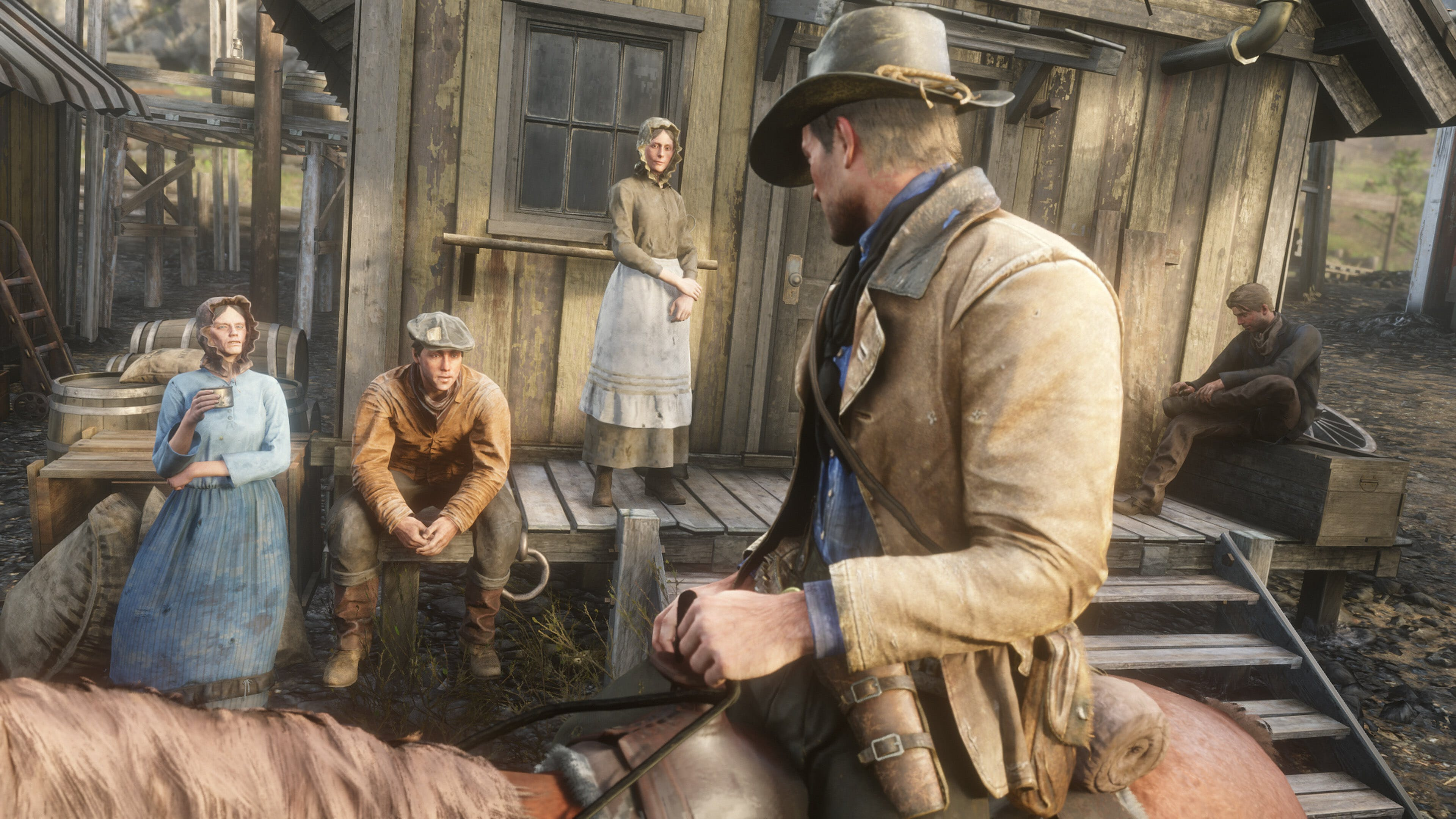 red dead redemption 2 review 3