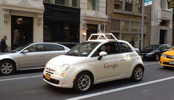 google driverless car ethics