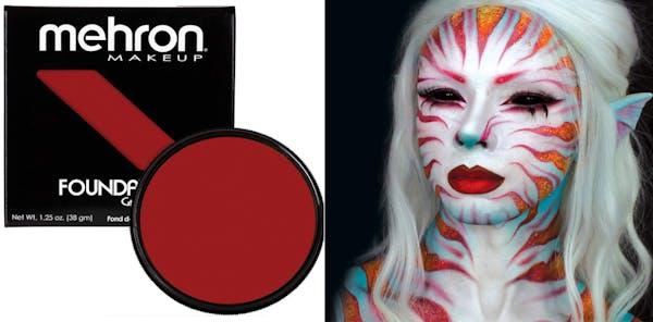 best halloween makeup Mehron