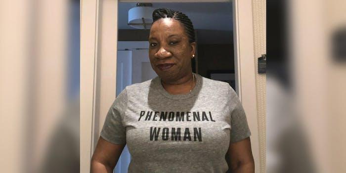 Me Too movement founder Tarana Burke
