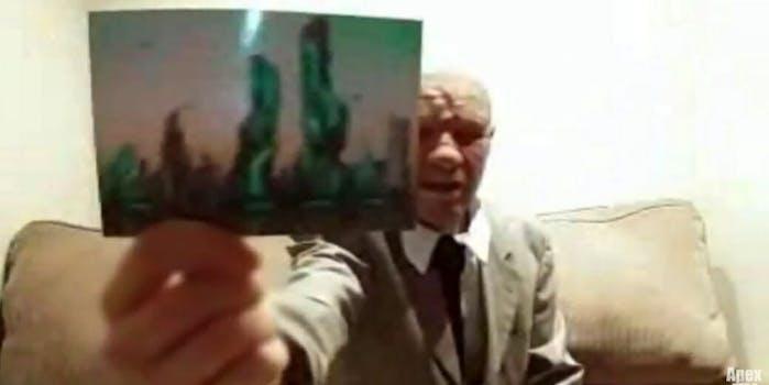 Time traveler Apex TV photo YouTube