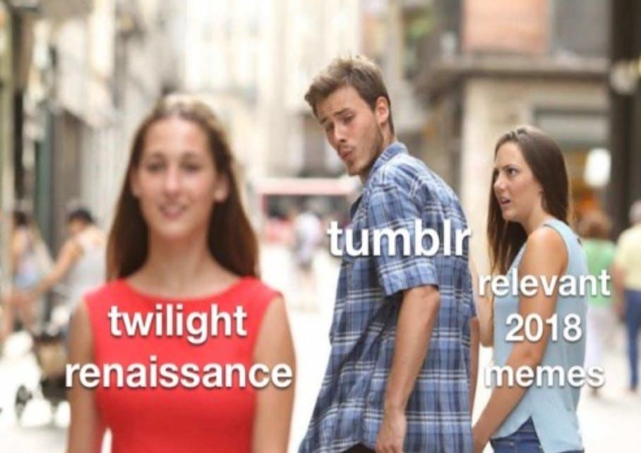 Tumblr has brought on a 'Twilight' renaissance.