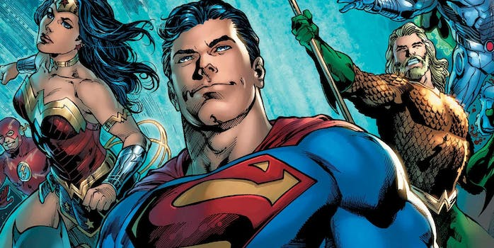 what does dc comics stand for