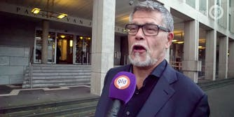 Emile Ratelband, who is trying to change his age for Tinder