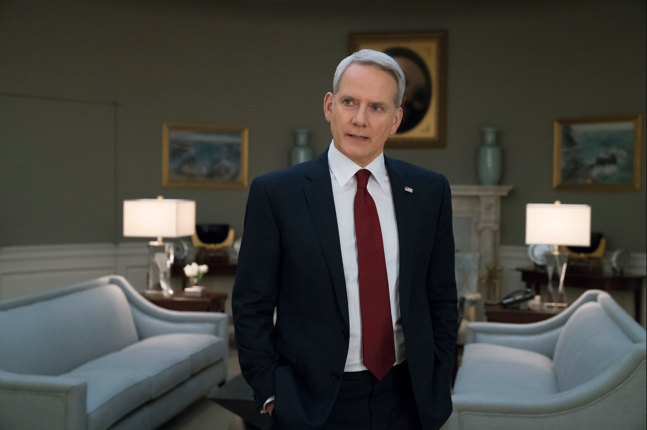 Netflix House of Cards season 6 review