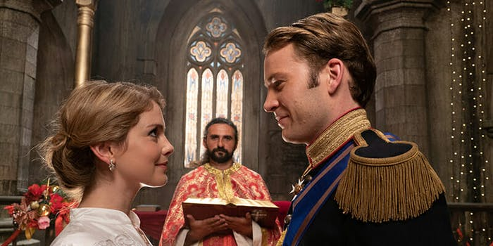 Netflix A Christmas Prince: The Royal Wedding review
