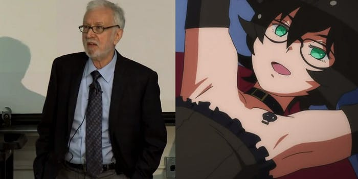 Dr. Ray Blanchard went viral after endorsing a theory arguing anime makes people transition genders.