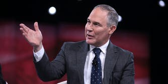 Former Environmental Protection Agency (EPA) Administrator Scott Pruitt's team approved part of the script for a spot on Fox & Friends in May 2017, according to a new report.