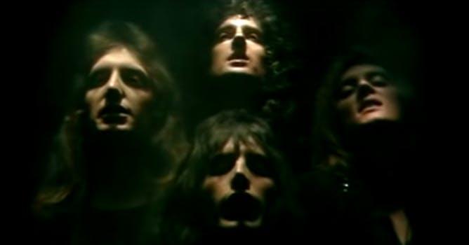 Bohemian Rhapsody on Youtube