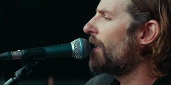 People are joking that Bradley Cooper will pee himself at the Oscars if 'A Star is Born' wins an award.