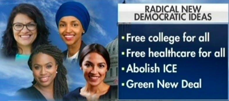 Fox News progressive socialists