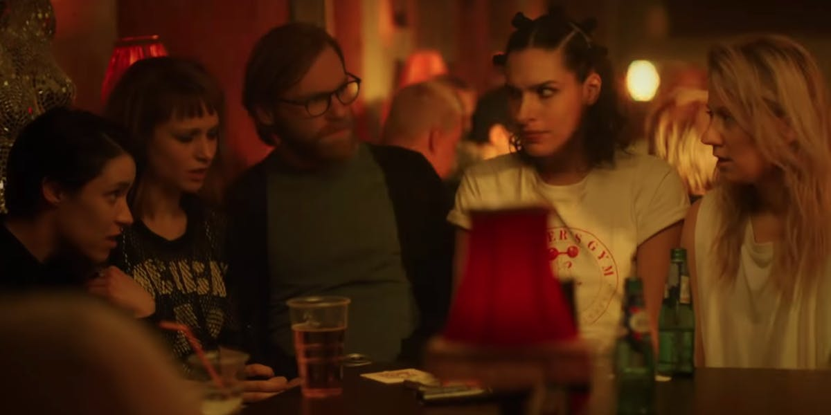 Hulu The Bisexual review