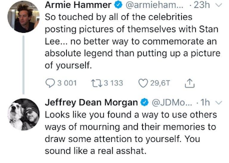 armie hammer tweet