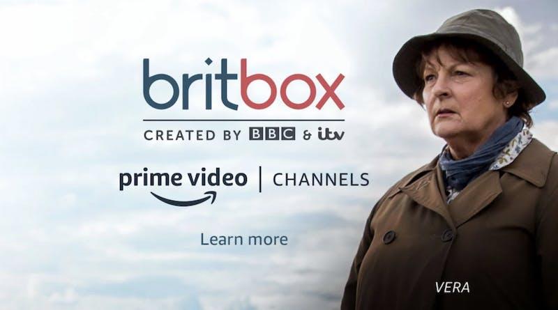 best amazon prime channels - britbox