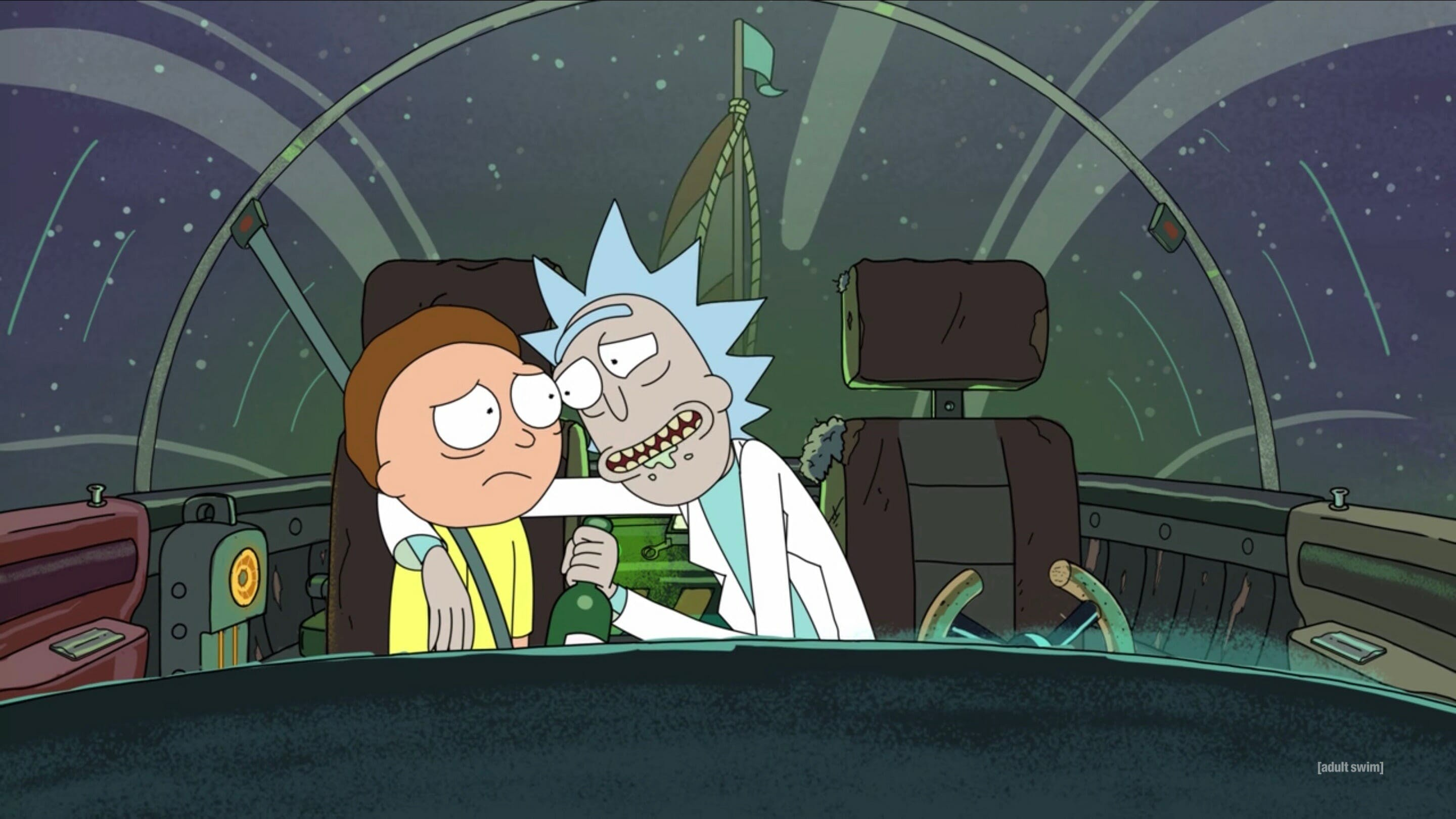 best_adult_cartoons_hulu_rick_and_morty