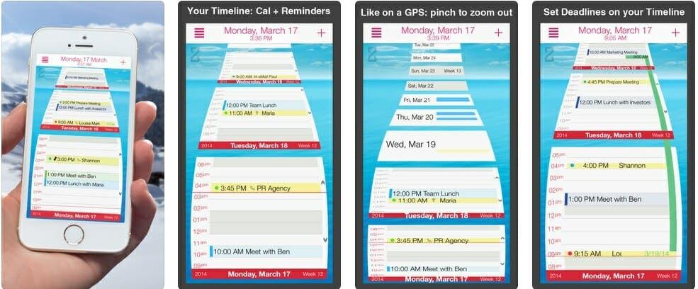 best calendar app : zenday mobile free