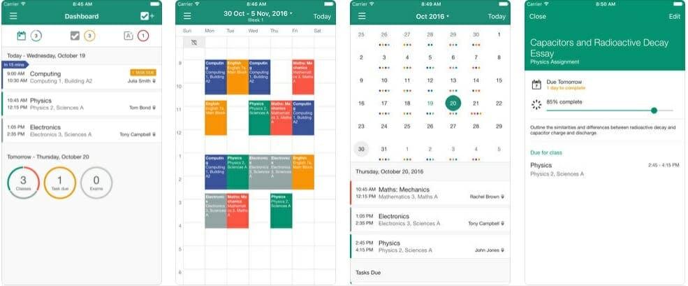 best calendar app : MY STUDY LIFE