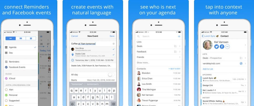best calendar apps pod smart ios app