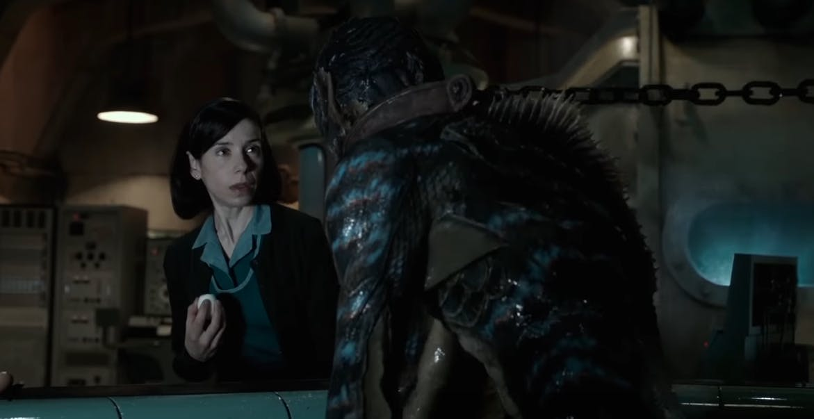 best new movies hbo - the shape of water