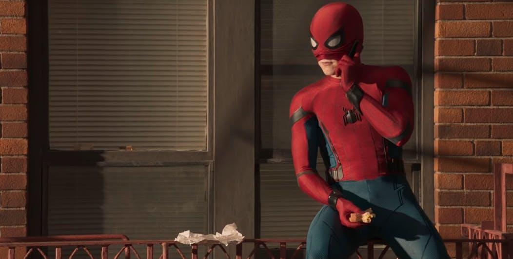 best new movies starz - spiderman homecoming