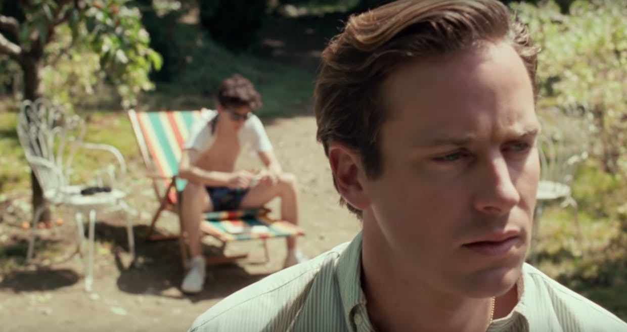 best new movies starz - call me by your name