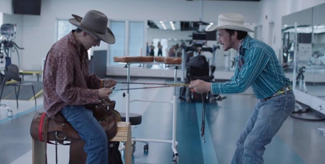 best new movies starz - the rider