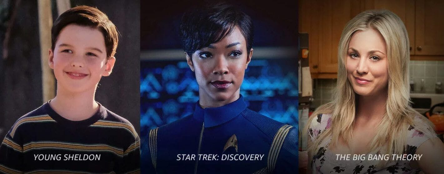 best prime channels - cbs all access