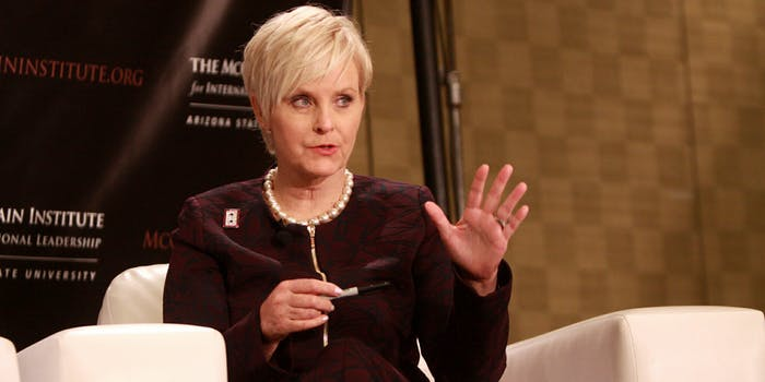 Cindy McCain Arizona GOP tiwtter