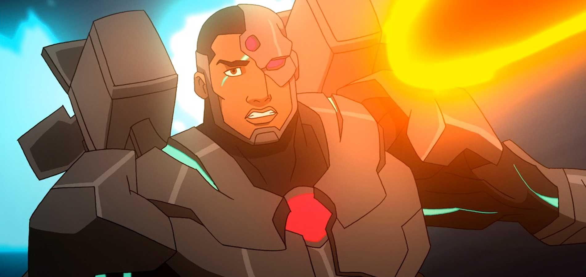 cyborg dc comics superheroes list