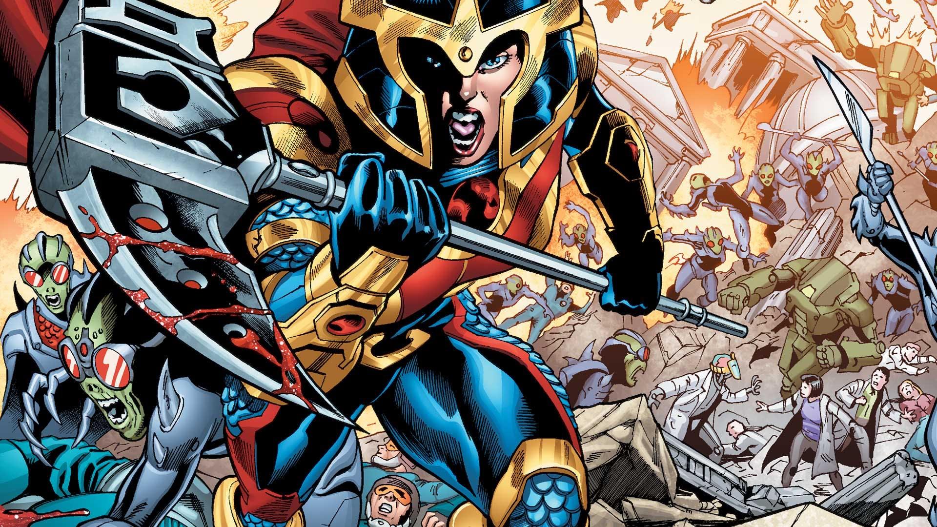 dc comics heroes list big barda
