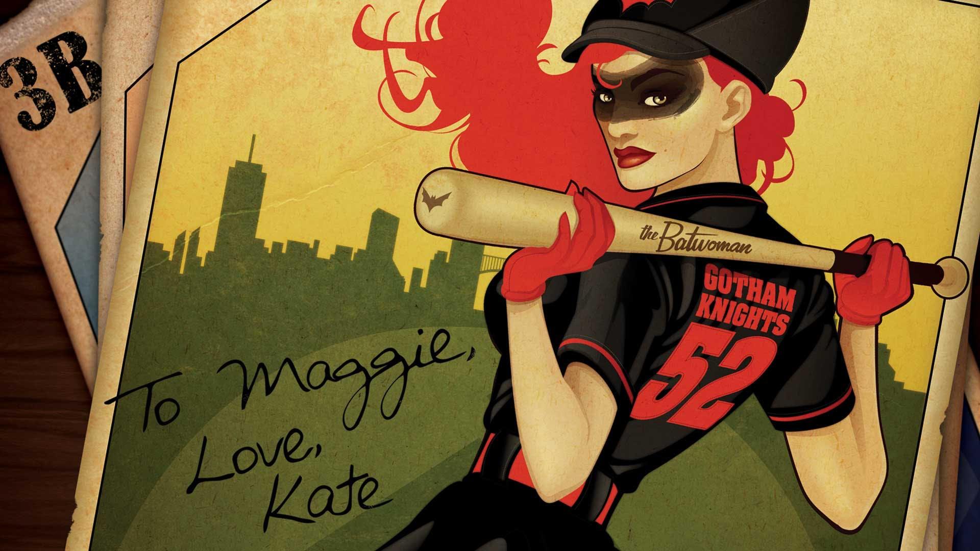 dc female heroes batwoman