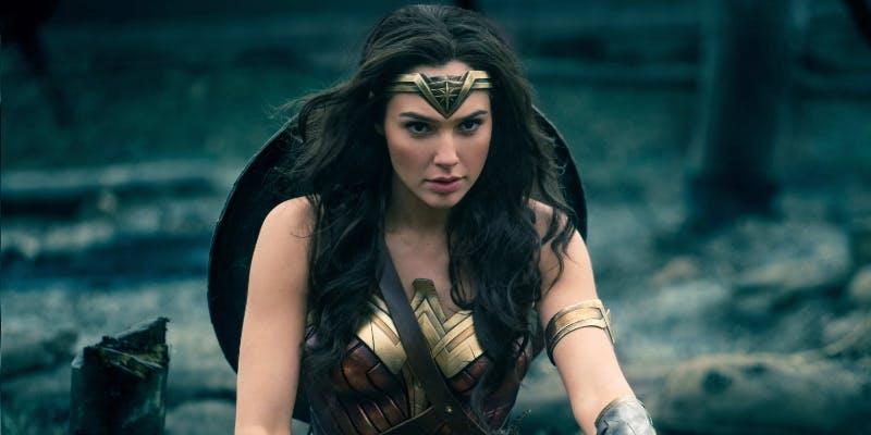 dc female heroes wonder woman