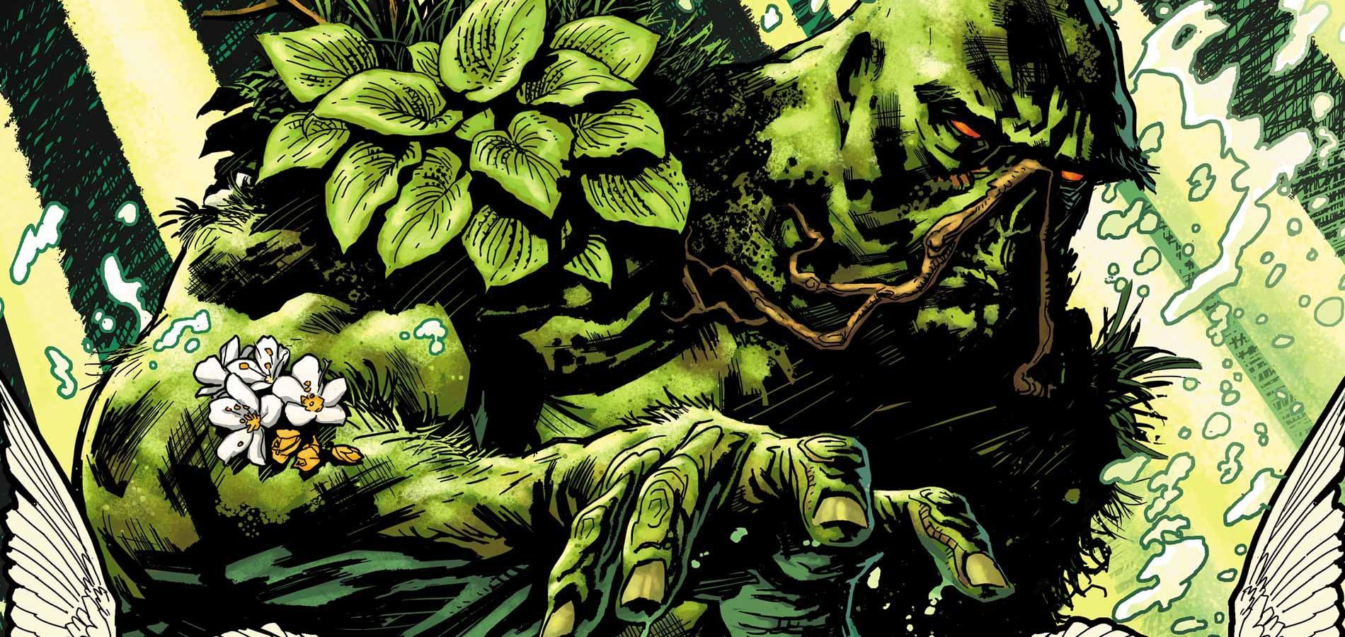 dc heroes list swamp thing