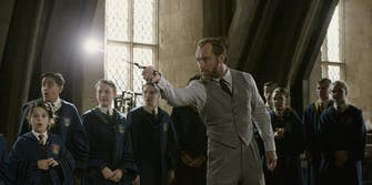 dumbledore jude law