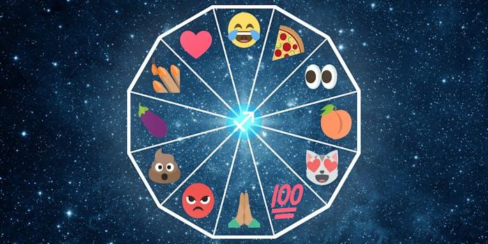 emoji horoscope december 2018