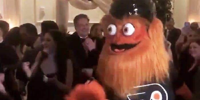 gritty wedding
