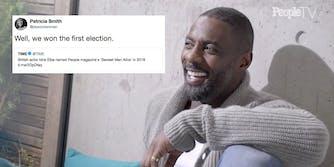 Idris Elba is 'People's sexist man alive