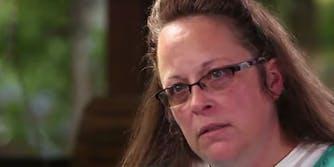 Kim Davis loses her county clerk seat in Kentucky.