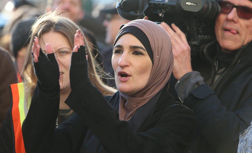 linda sarsour sharia law