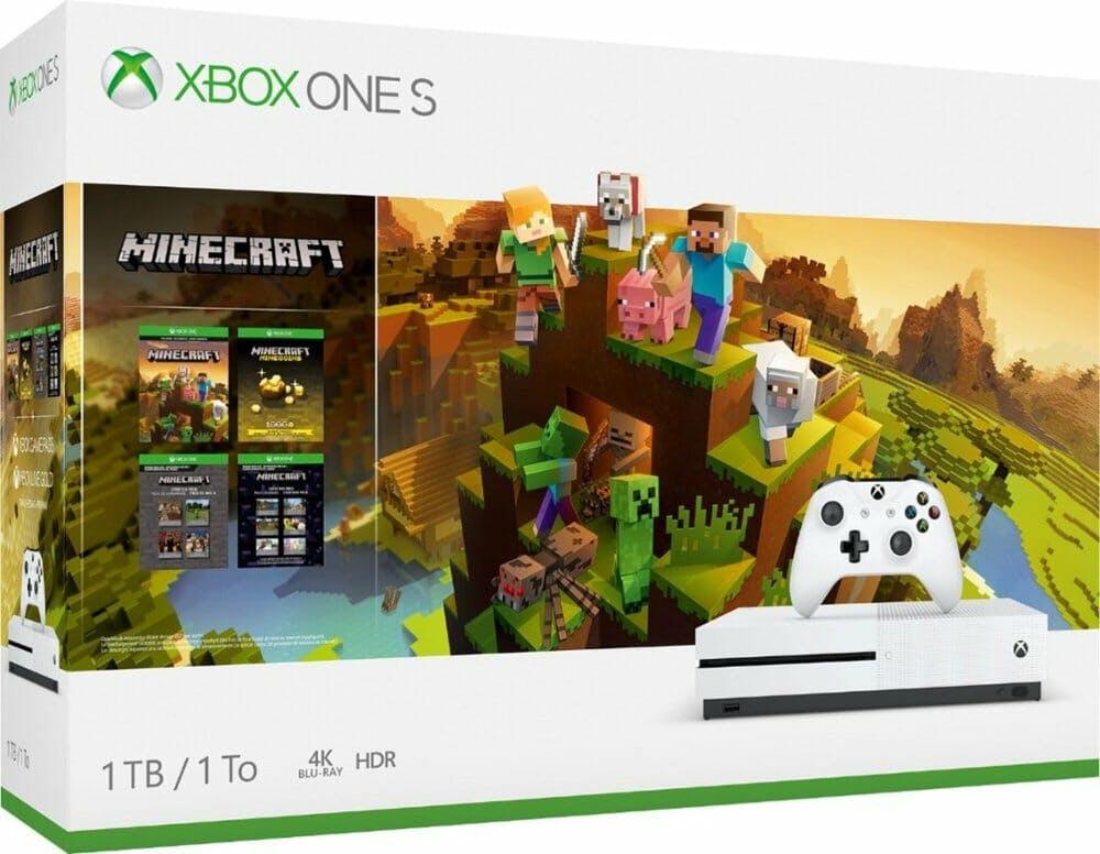 Minecraft Xbox deal