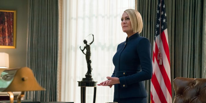 Netflix - House of Cards season 6 review