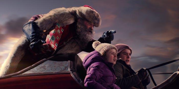 netflix original christmas movie the christmas chronicles