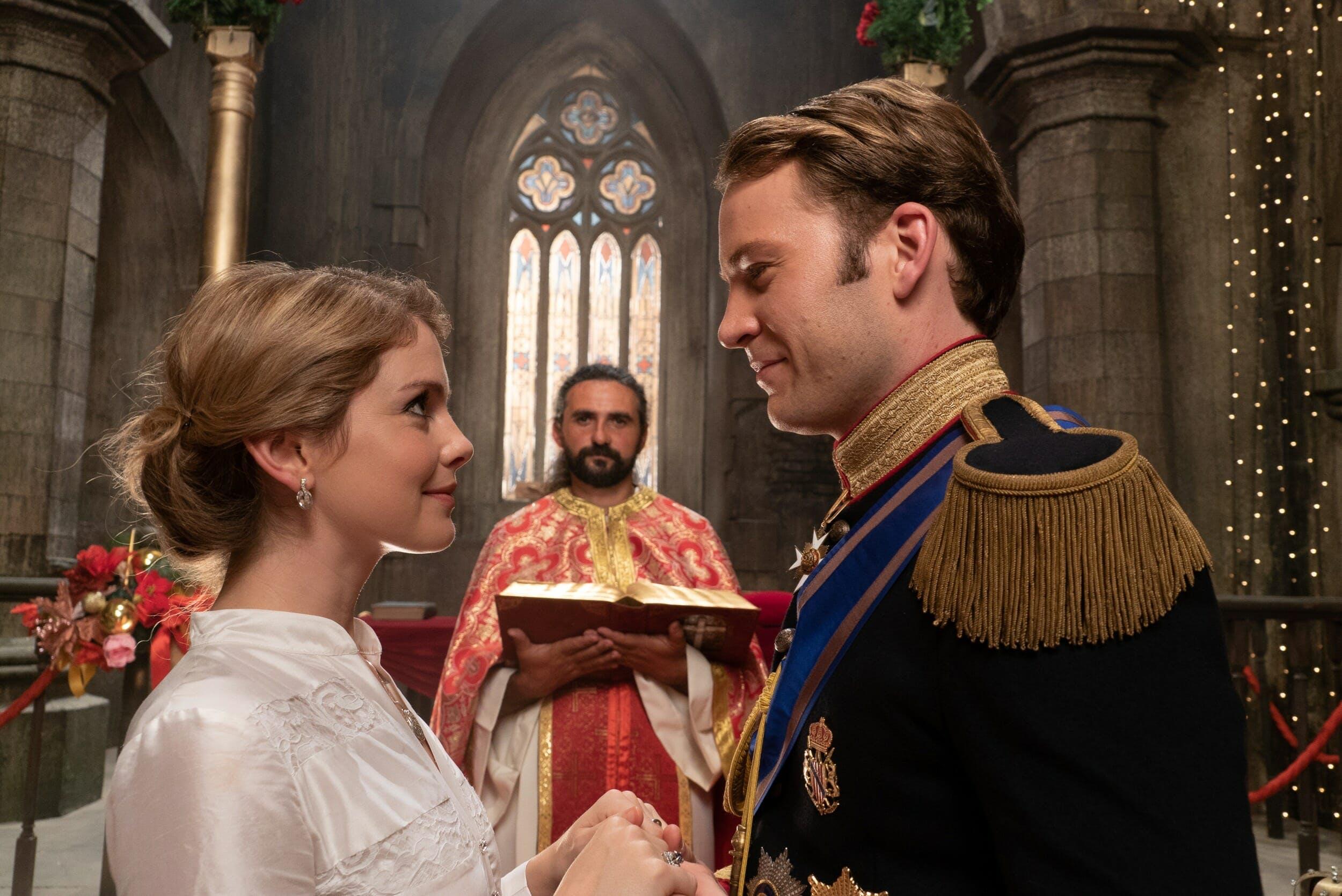 netflix original christmas movie christmas prince royal wedding