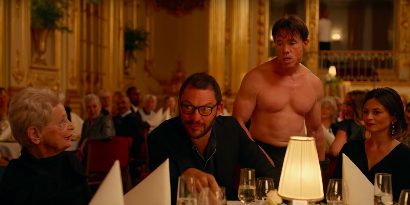 New movies on Hulu: The Square
