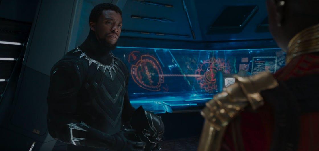 new movies netflix 2018 - black panther