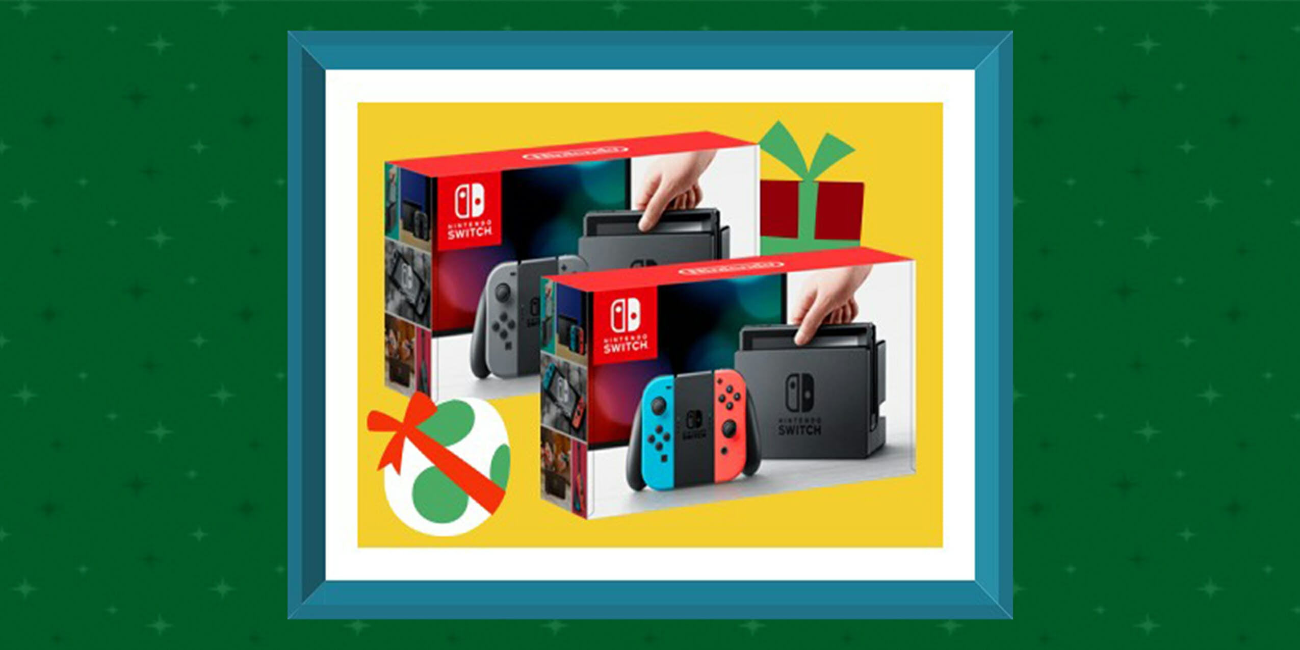 Nintendo Switch cyber monday deal
