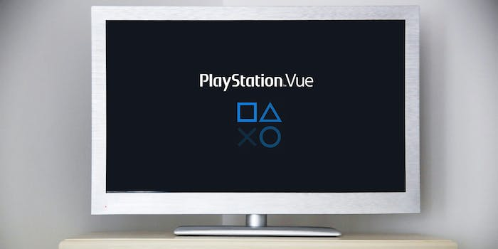 playstation vue devices