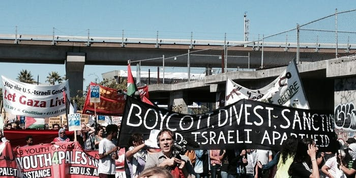 anti-BDS law