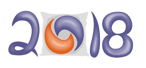 2018 made from tide pod shapes